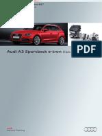 627 - Audi A3 Sportback E-tron (Tipo 8V)
