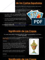 Significado de Las Cartas Espanolas