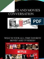 CONVERSATION ON MOVIES
