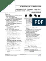 stm32f410cb DS.pdf