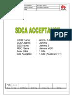 Subhash Nagar SDCA  REPORT