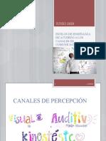 CANALES DE COMUNICACION