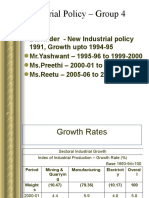 economic industrial policy