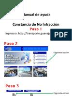 NO infracción Guanajuato