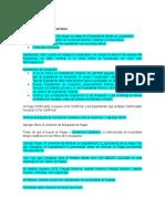 Correcciones y Modificaciones - Ago Sep 2019