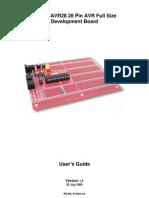 Users Guide (PB-MC-AVR28-UG-V1.5)