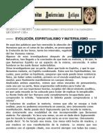 ESPIRITUALISMO Y EVOLUCION N° 1.pdf