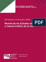 Revista de Internet, Derecho y Política_Octubre 2020.pdf