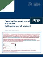 20201116_Guida_esamiOnline_Proctorio_studenti_IT
