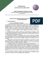 Publicatii Rapoarte Locale 2013 TIMIS Raport