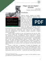 02 - Negro com um Chápeu (trechos) - AI-Brasil