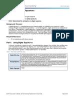 5.2.2.4 Lab - Using Digital Signatures.pdf