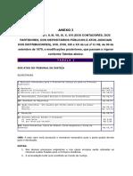 Tabela de Custas 2018 - Lei 19350 2017 - Anexos I e II