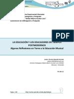 Dialnet-LaEducacionYLosEducadoresEnTiemposPostmodernosAlgu-6219291