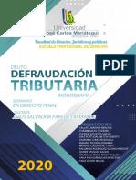 TRABAJO DE DEFRAUDACION TRIBUTARIA, SEMINARIO EN DERECHO PENAL (1).pdf