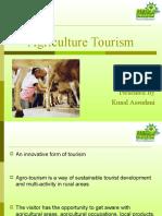 agri tourism ppt final