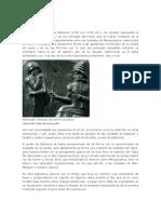 Unidad I. Bibliografía de Hammurabi.docx
