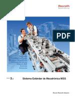 Sistema estandar de Mecatronica MSS