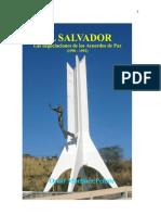 El Salvador las Negociaciones de Los Acuerdos de Paz 1990-1992