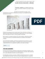 Período de recuperación de la inversión_ cálculo y ejemplos - Lifeder