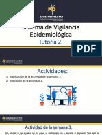 Clase 2. Sistema de Vigilancia Epidemiologica