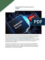 Les Smartphones Samsung 2020 Vont Bientôt Recevoir La Technologie Radeon d