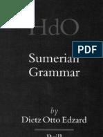 Sumerian Grammar
