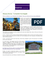 Pipiwharauroa Te Rawhiti Newsletter Volume 2 Issue 1