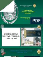 CODIGO MILITAR POLICIAL