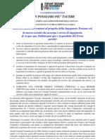 Ingegnerie Toscane privatizzazione acqua