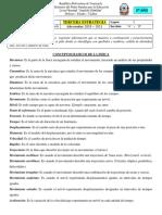 ESTRATEGIA CONCEPTUALISTA DE FÍSICA