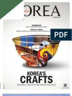 KOREA magazine [January 2011 VOL. 7 NO. 1]