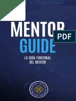 Guía Funcional del Mentor
