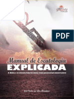 Manual de Escatologia - Versão Digital