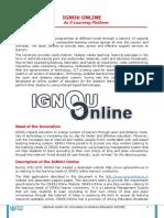 13_  IGNOU ONLINE  An E-Learning Platform