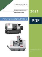 programmation MOCN
