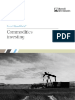 Brochure Commodities Investing 2009 08