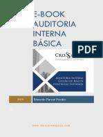 EBOOK - Auditoria Interna Básica