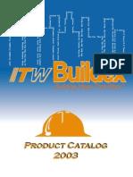 Buildex 2003 cat