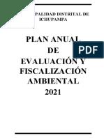 PLAN ANUAL 2021-ICHUPAMPA