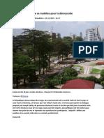 RDC La société civile se mobilise pour la démocratie