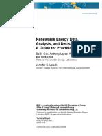 Renewable Energy Data