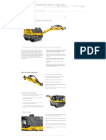 Rodillos tándem RD7_ fáciles de manejar y mantener, y extremadamente versátiles y potentes _ Wacker Neuson