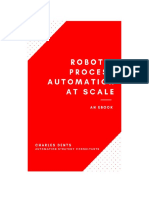 RPA AT SCALE eBook