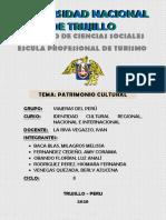 TAREA 2 - PATRIMONIO CULTURAL