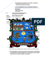 66.- Informe N° 66-GIyDU-MDHG-A-HVCA - actualizacion y registro infobras - JUNIO