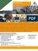 Civil Structure Assessment Services
