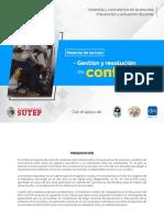 4.1. Módulo 04 - Gestión y resolución de conflictos en el aula