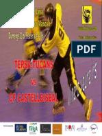 Cartell senior masculi tersa vs castell