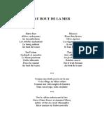 Au Bout de la Mer.pdf